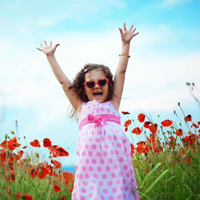 Счастливые дети – довольные родители