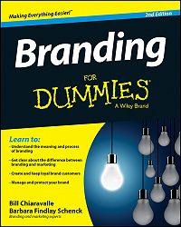 Chiaravalle Bill -Branding For Dummies
