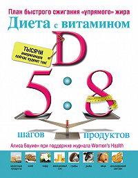 Алиса Боумен - Диета с витамином D: план быстрого сжигания «упрямого» жира»