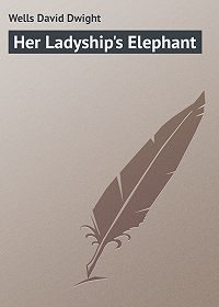 David Wells -Her Ladyship's Elephant