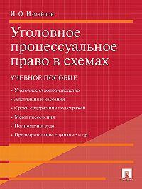 Игорь Измайлов - Уголовное процессуальное право в схемах