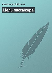 Александр Щёголев -Цель пассажира