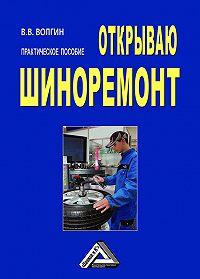 Владислав Волгин -Открываю шиноремонт: Практическое пособие