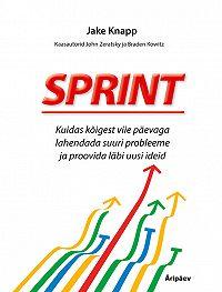 John Zeratsky -Sprint. Kuidas kõigest viie päevaga lahendada suuri probleeme ja proovida läbi uusi ideid