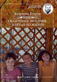 Валентин Владимирович Егоров -Сказочные истории, взятые из жизни (сборник)