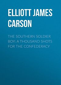 James Elliott -The Southern Soldier Boy: A Thousand Shots for the Confederacy