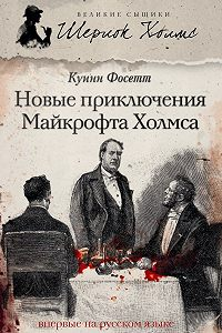 Куинн Фосетт -Новые приключения Майкрофта Холмса
