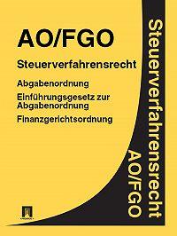 Deutschland -Steuerverfahrensrecht – AO/FGO