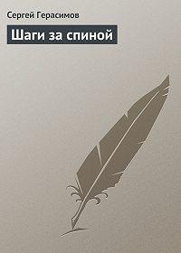 Сергей Герасимов -Шаги за спиной