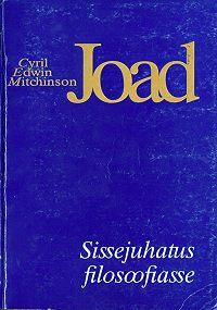 Cyril Edwin Joad -Sissejuhatus filosoofiasse