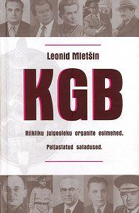 Leonid Mletšin -KGB