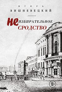 Игорь Георгиевич Вишневецкий -Неизбирательное сродство (сборник)