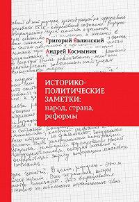 Григорий Явлинский, Андрей Космынин - Историко-политические заметки: народ, страна, реформы