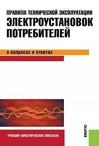 Светлана Бодрухина - Правила технической эксплуатации электроустановок потребителей в вопросах и ответах