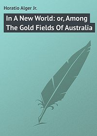 Horatio Alger -In A New World: or, Among The Gold Fields Of Australia