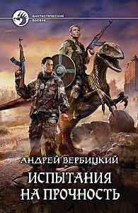 Андрей Александрович Вербицкий -Испытания на прочность