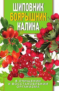 Алла Нестерова - Шиповник, боярышник, калина в очищении и восстановлении организма