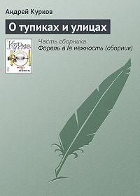 Андрей Курков - О тупиках и улицах