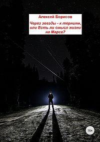 Алексей Борисов -Через звезды – к терниям, или Есть ли смысл жизни на Марсе?