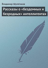 Владимир Шулятиков -Рассказы о «бездомных и безродных» интеллигентах