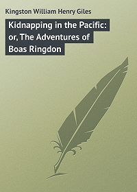 William Kingston -Kidnapping in the Pacific: or, The Adventures of Boas Ringdon