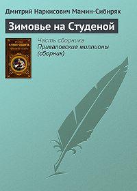 Дмитрий Мамин-Сибиряк -Зимовье на Студеной