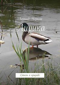 Леонид Черняк -Лирика. Стихи оприроде