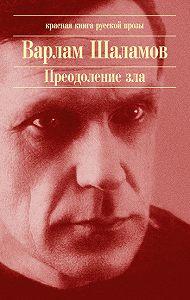 Варлам Шаламов -Бизнесмен