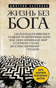 Дмитрий Казеннов - Жизнь без бога. Где и когда появились главные религиозные идеи, как они изменили мир и почему стали бессмысленными сегодня