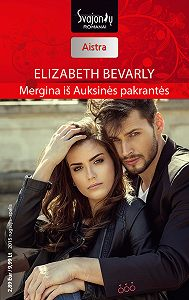 Elizabeth Bevarly -Mergina iš Auksinės pakrantės