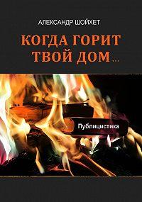Александр Шойхет -Когда горит твой дом… (сборник)
