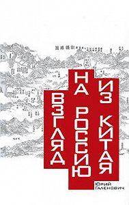 Юрий Михайлович Галенович - Взгляд на Россию из Китая