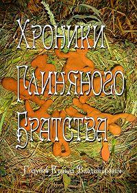 Кирилл Голубев -Хроники глиняного братства. Христианская сказка-притча для детей ивзрослых