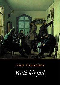 Ivan Turgenev -Küti kirjad