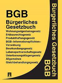 Deutschland -BGB – Bürgerliches Gesetzbuch