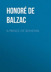 Honoré de -A Prince of Bohemia
