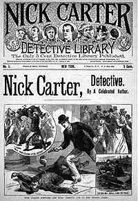 Ник Картер - Таинственное кораблекрушение