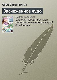 Ольга Заровнятных -Заснеженное чудо
