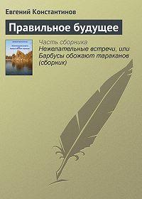 Евгений Константинов - Правильное будущее