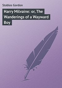 Gordon Stables -Harry Milvaine: or, The Wanderings of a Wayward Boy