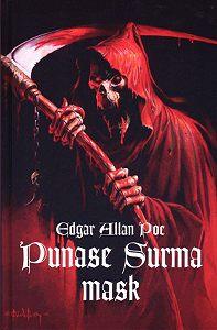 Edgar Poe -Punase surma mask