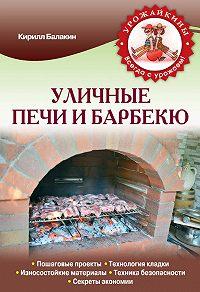 Кирилл Балакин -Уличные печи и барбекю