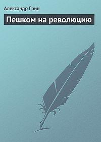 Александр Грин -Пешком на революцию