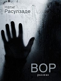 Натиг Расулзаде -Вор