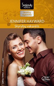 Дженнифер Хейворд -Skyrybų vakarėlis