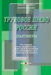 Коллектив Авторов - Трудовое право России: Практикум