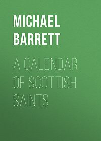 Michael Barrett -A Calendar of Scottish Saints