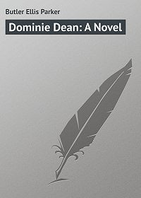 Ellis Butler -Dominie Dean: A Novel