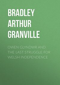 Arthur Bradley -Owen Glyndwr and the Last Struggle for Welsh Independence