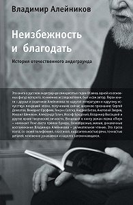 Владимир Алейников -Неизбежность и благодать: История отечественного андеграунда